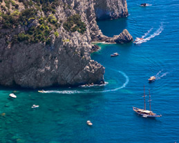 Island Tour of Capri