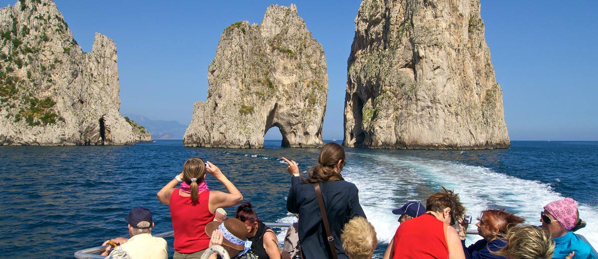 Organized Tour of Capri
